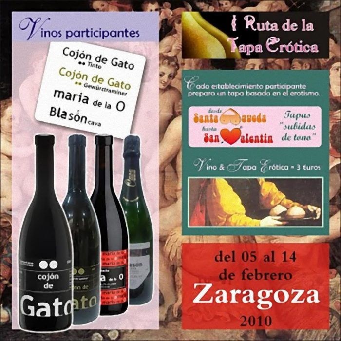 I Feria de la Tapa Erótica de Zaragoza_e