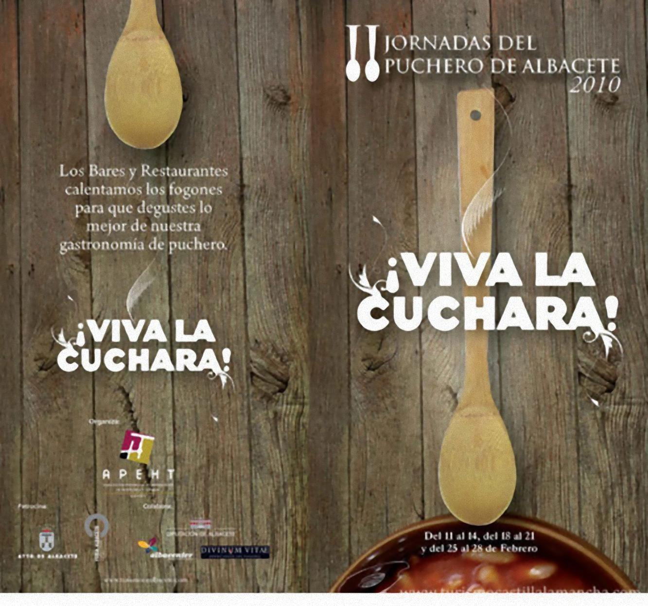 "II Jornadas del Puchero de Albacete ""Viva la Cuchara"""