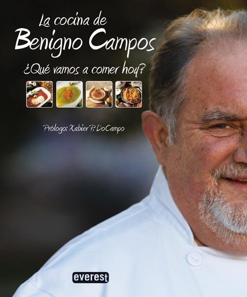 La Cocina de Beningo Campos. ¿Qué vamos a comer hoy?