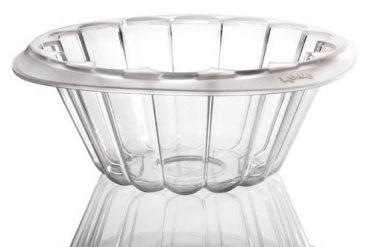 Moldes de silicona transparentes de Lekue