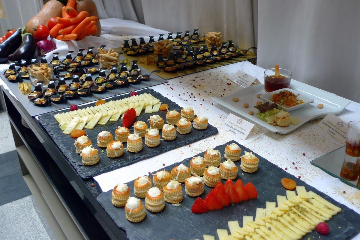 Arte Breve de Cocina en el Parador de La Granja (3)