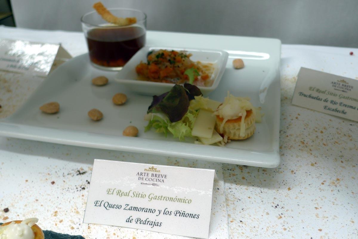 Arte Breve de Cocina en el Parador de La Granja (6)