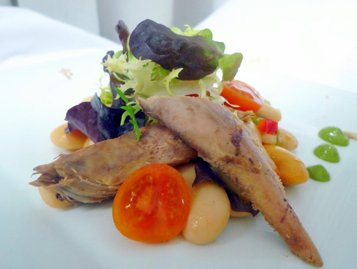Arte Breve de Cocina en el Parador de La Granja (7)