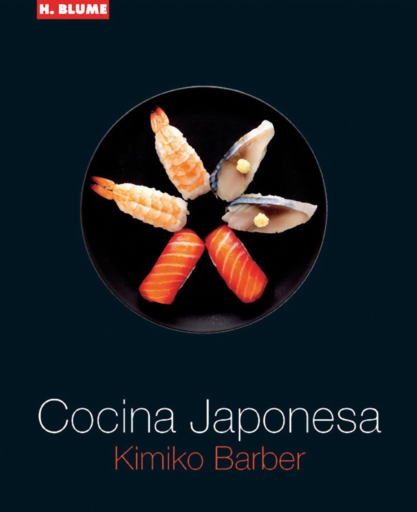 Cocina japonesa de Kimiko Barber
