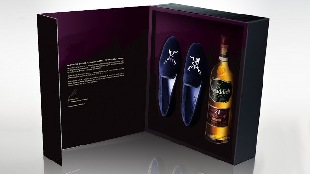 Glenfiddich y Scalpers