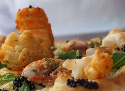 Luis XIII la pizza mas cara del mundo