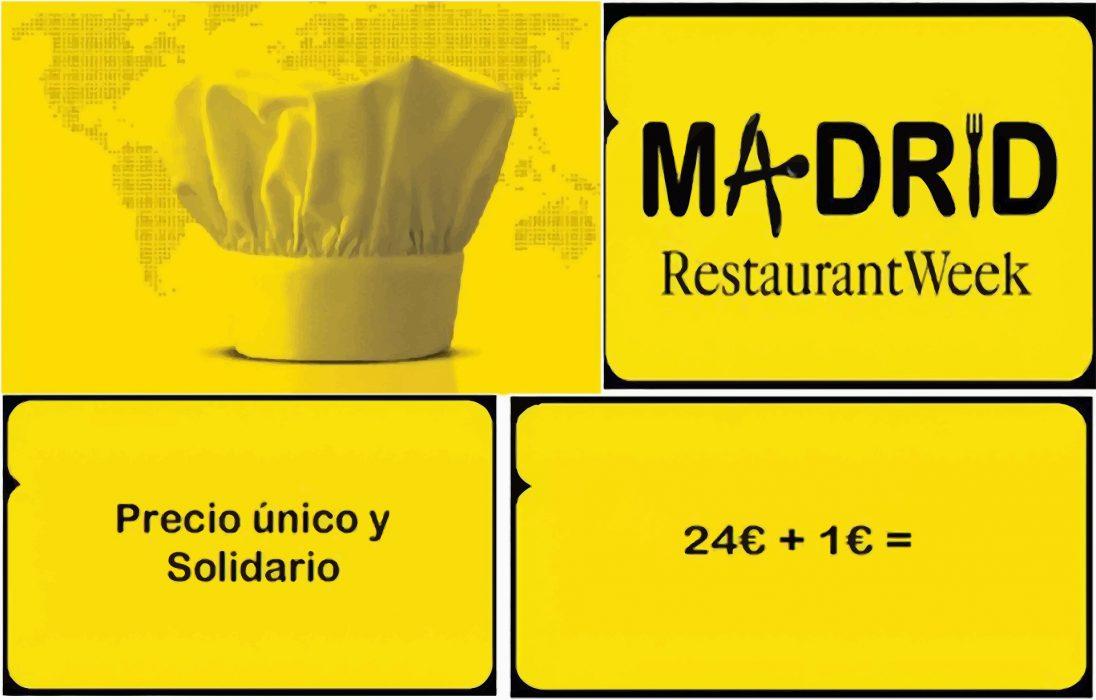 Madrid Restaurant Week