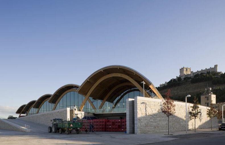 nuevo edificio de Bodegas Protos (2)