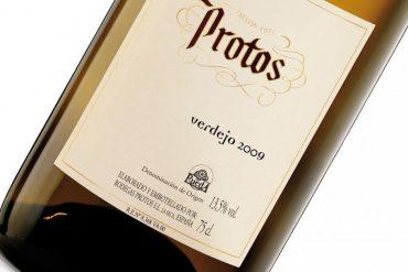 Vino blanco Protos D.O. Rueda (3)
