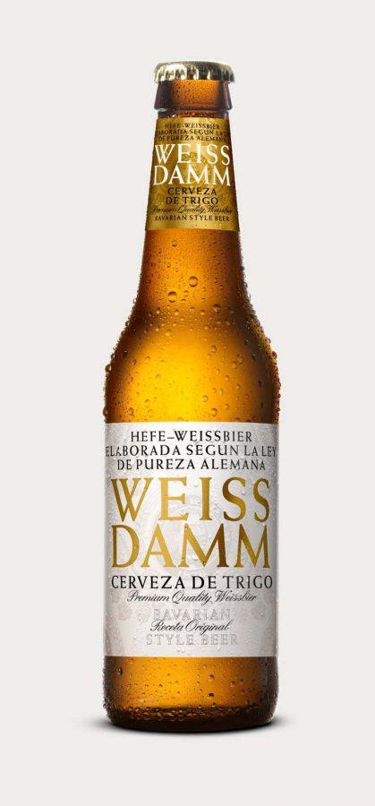 Weiss Damm, la cerveza de trigo de Damm