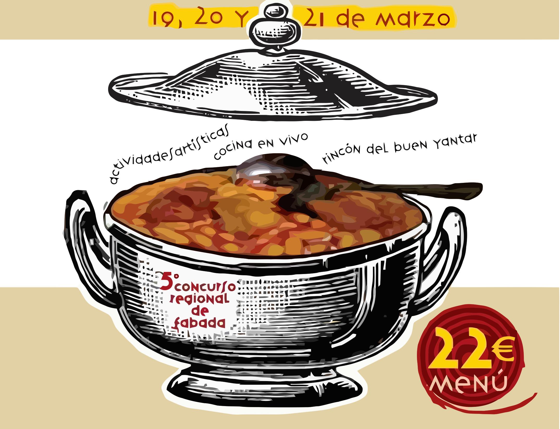 XVII Xornaes Gastronómiques y Culturales de les Fabes