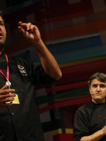 Bruno Oteiza y Mikel Alonso