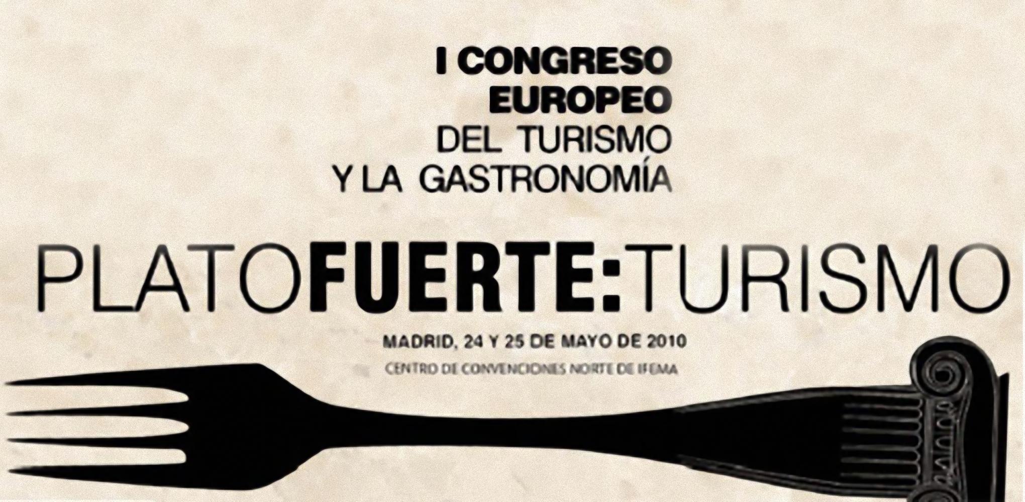 I Congreso Europeo del Turismo y la Gastronomía