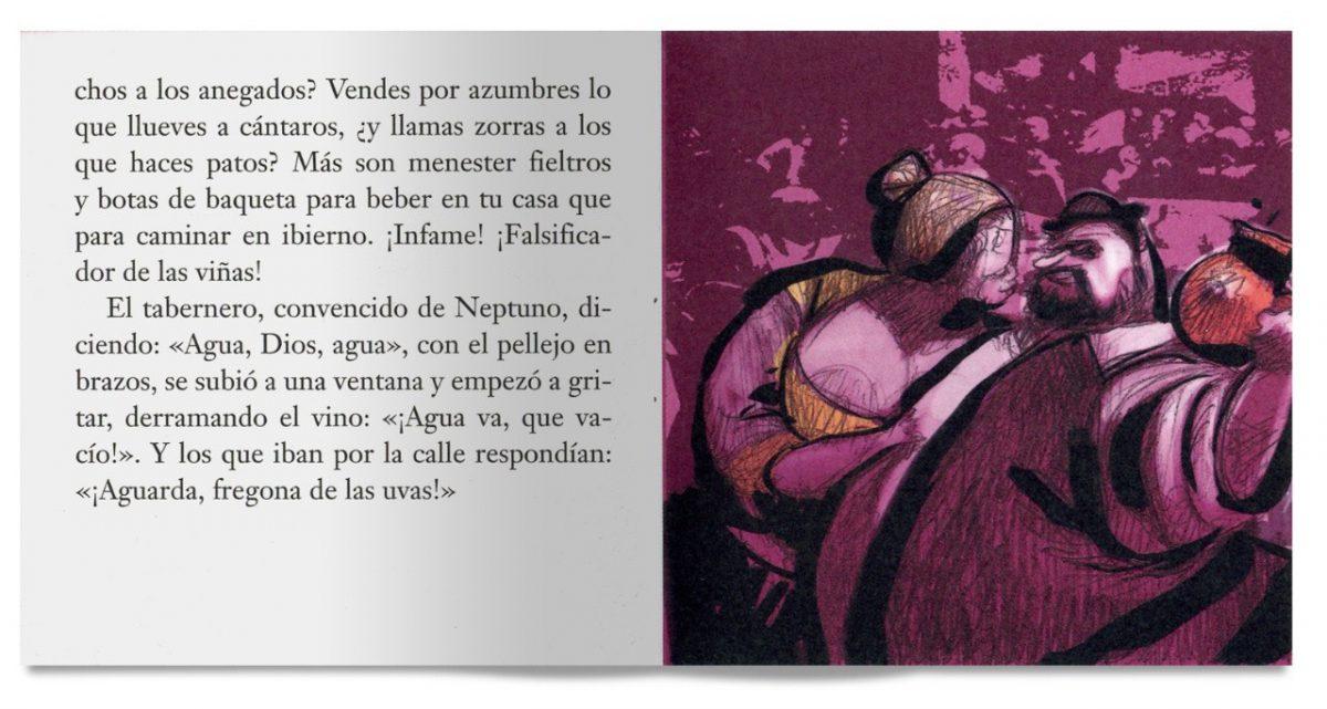 """Libropincho, una """"tapa"""" para celebrar el Día del Libro"""