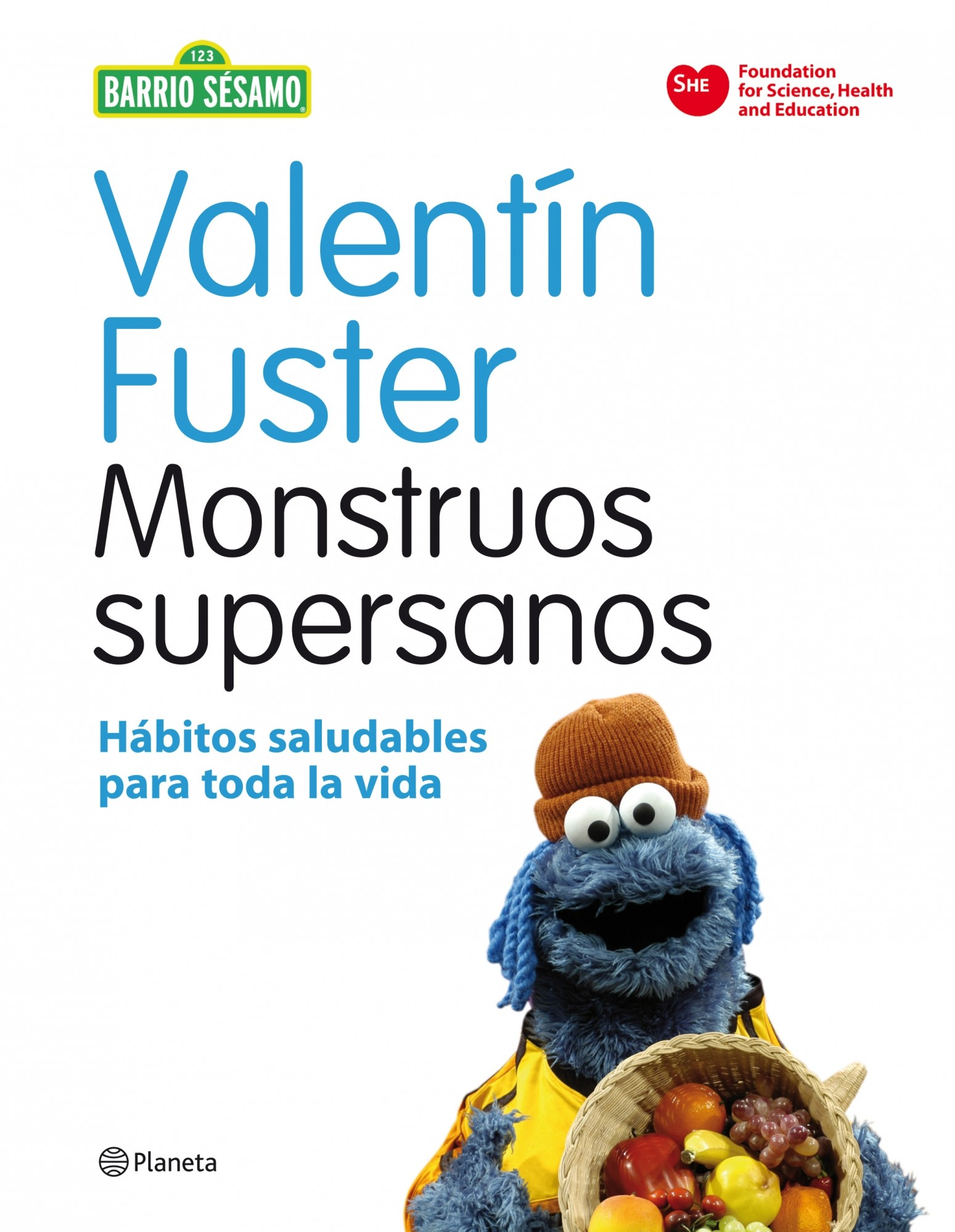"""Monstruos Supersanos"" de Valentín Fuster"