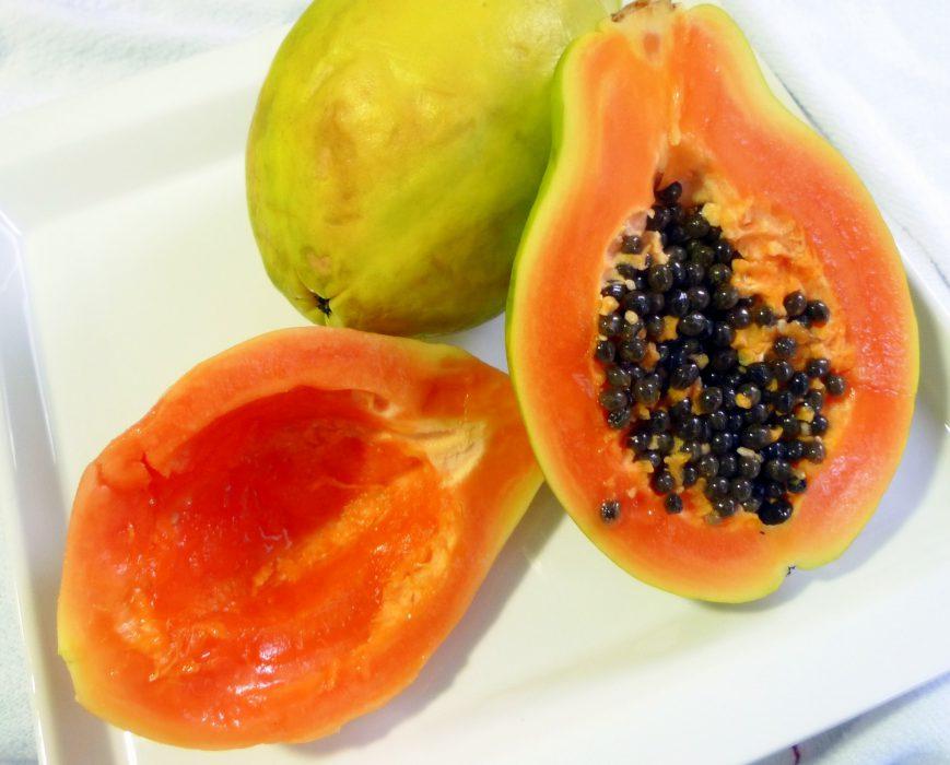 La Papaya, una fruta sana y deliciosa