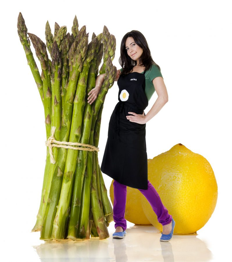 100% Vegetal Ana Moreno