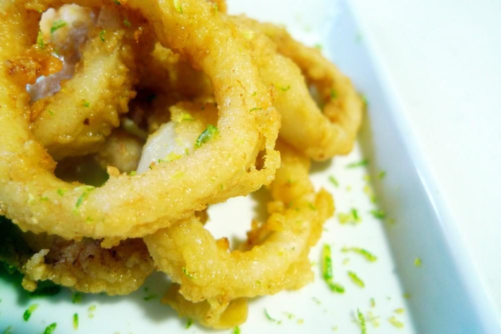 Receta de calamares rebozados crujientes y tiernos