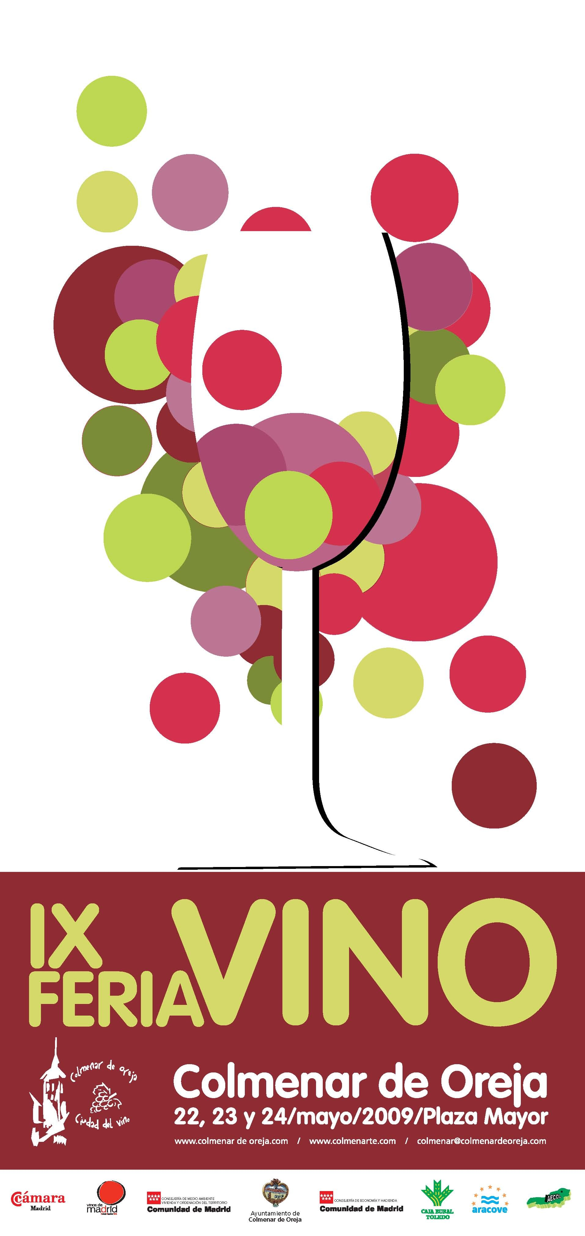 Colmenar de Oreja X Feria del Vino