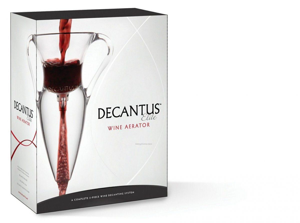 Decantus, un aireador de vinos muy eficaz (5)