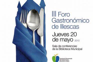 Foro Gastronómico de Illescas