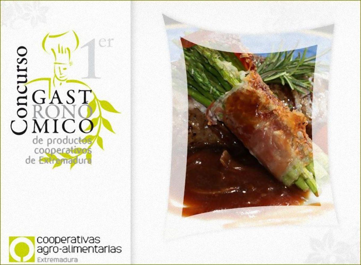 I Concurso Gastronómico de Productos Cooperativos de Extremadura