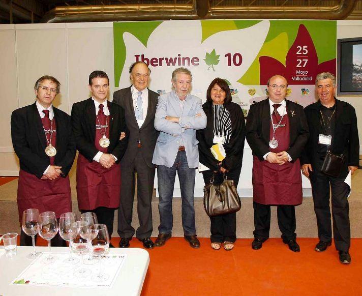 Iberwine 2010 participantes