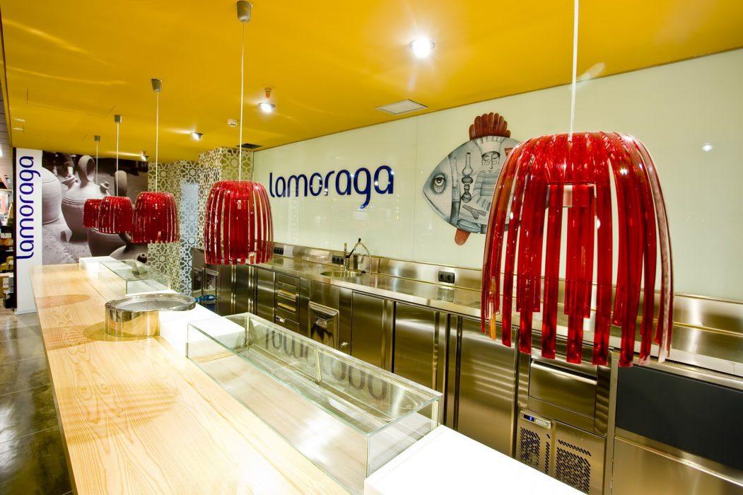 La Moraga en el Gourmet Experience
