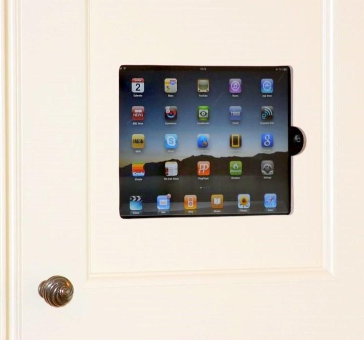 Pon un iPad en tu cocina