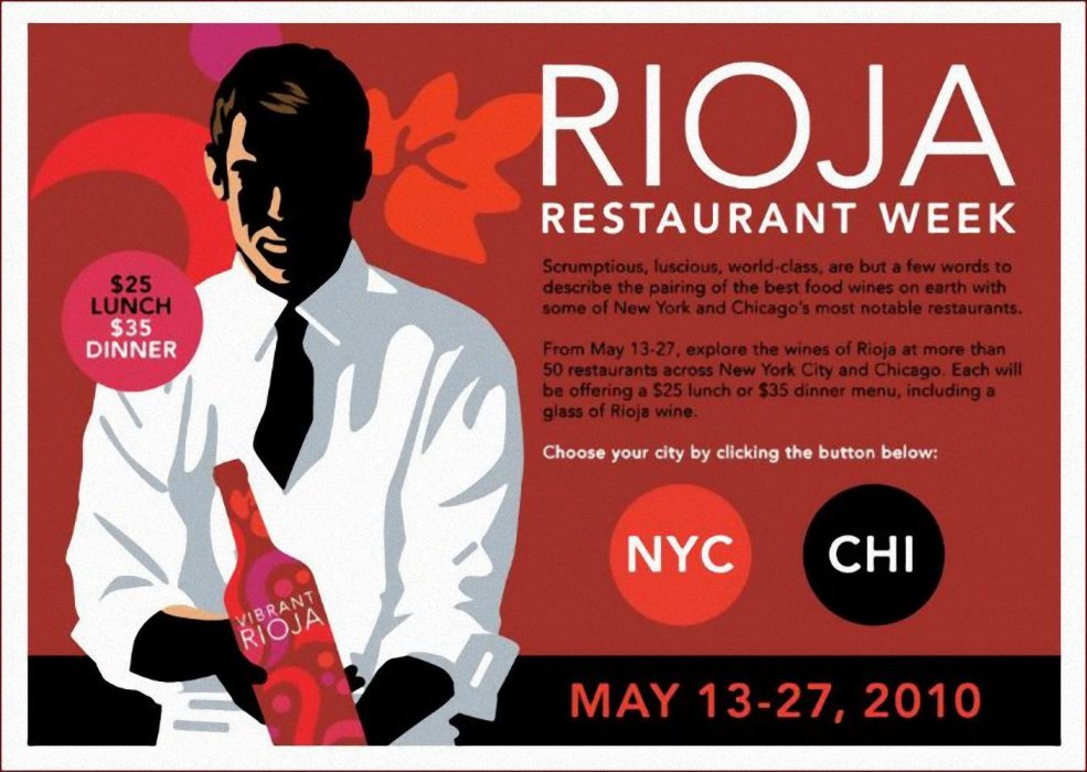 Rioja Restaurant Week