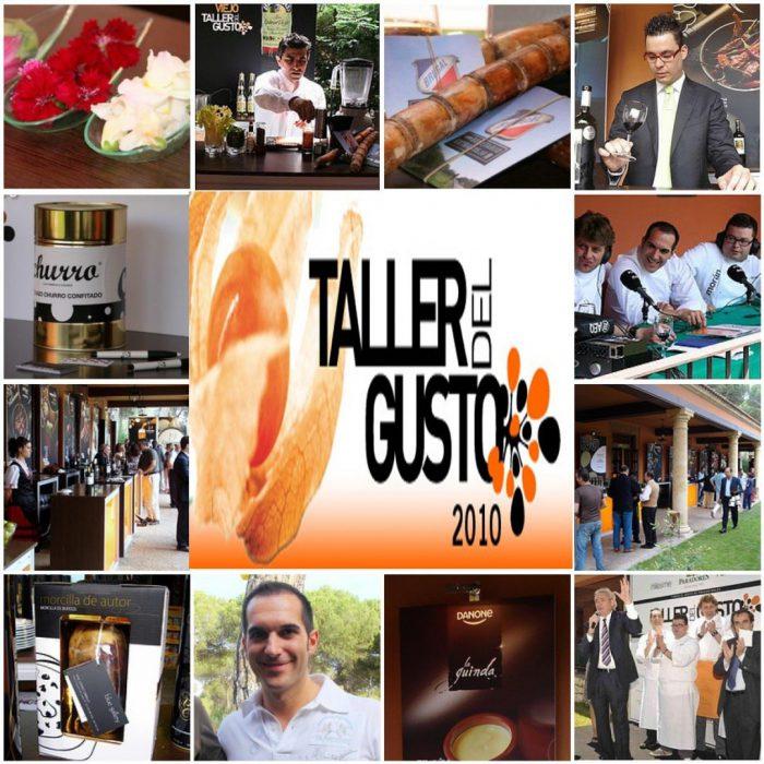 Taller del gusto, Protagonistas de la Gastronomía
