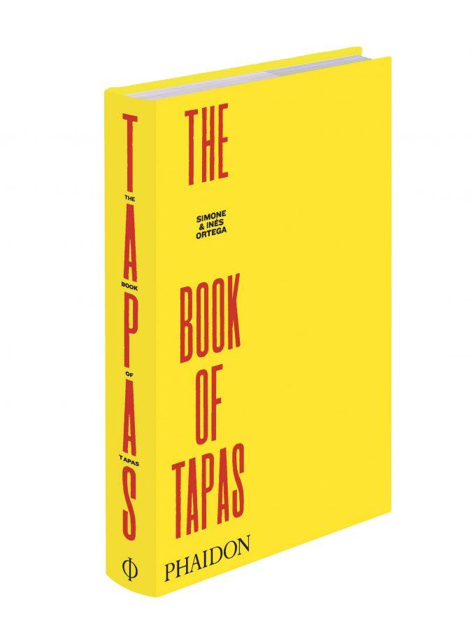The Book of Tapas de Simone e Inés Ortega