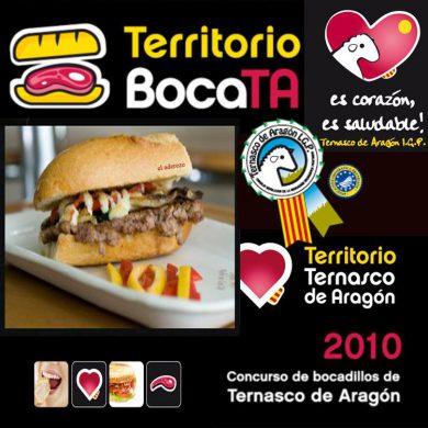 VI Edición del Concurso de Bocadillos de Ternasco de Aragón