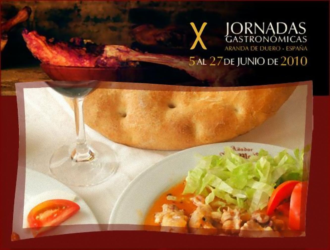 X Jornadas Gastronómicas del Lechazo Asado