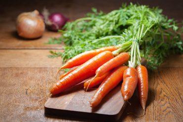 Zanahorias alimentos