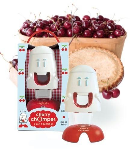 Cherry Chomper, un deshuesador de cerezas (2)