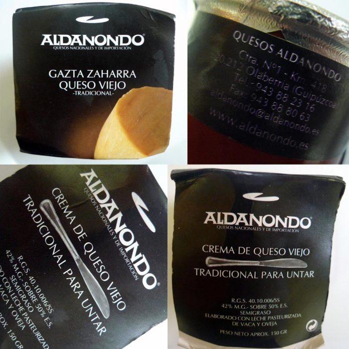 Crema de queso viejo tradicional Aldanondo (2)
