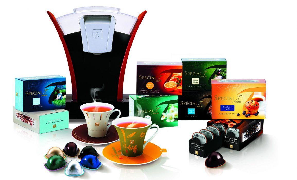 Nestlé Special T, cápsulas de las mejores infusiones
