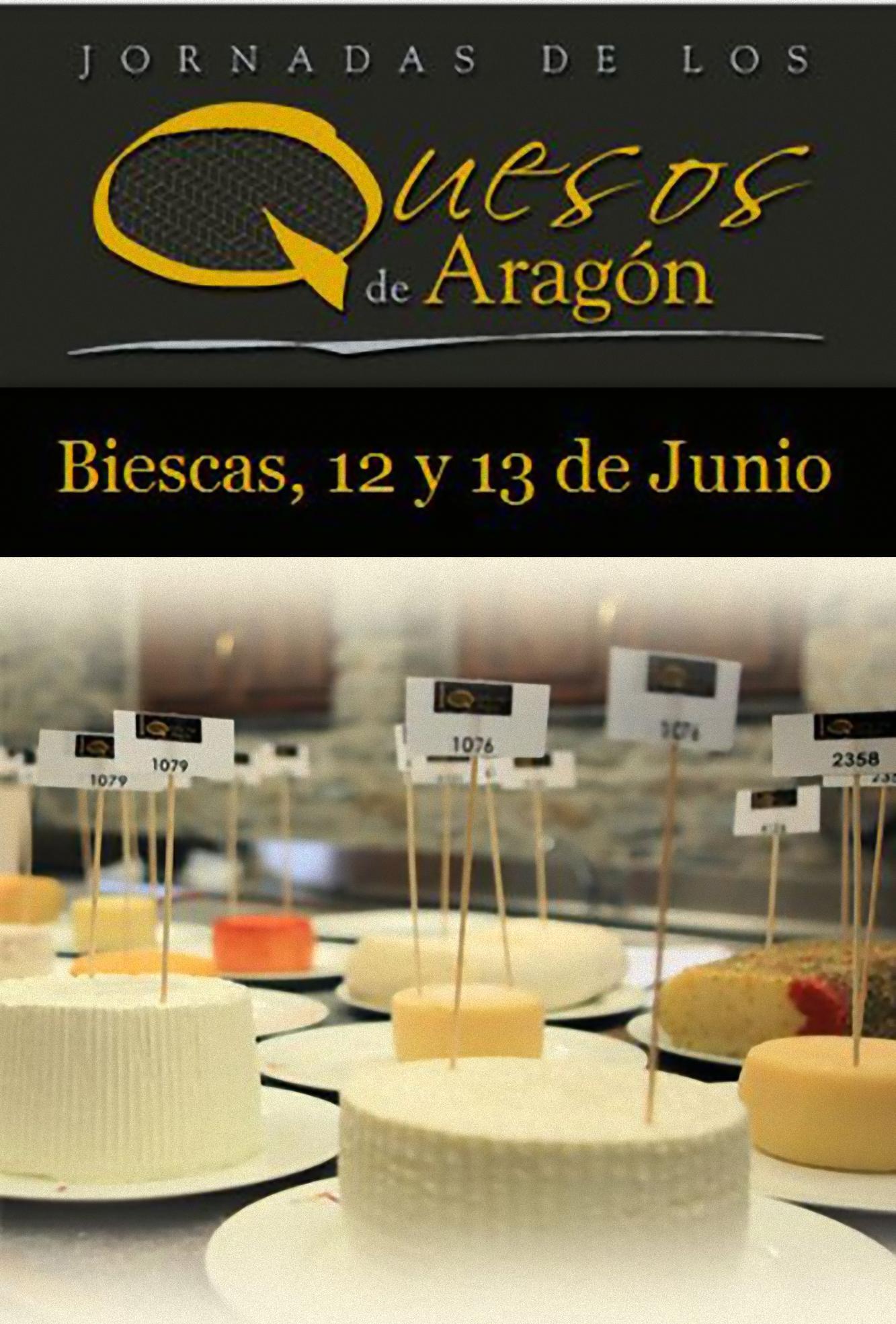 Primeras Jornadas de los Quesos de Aragón