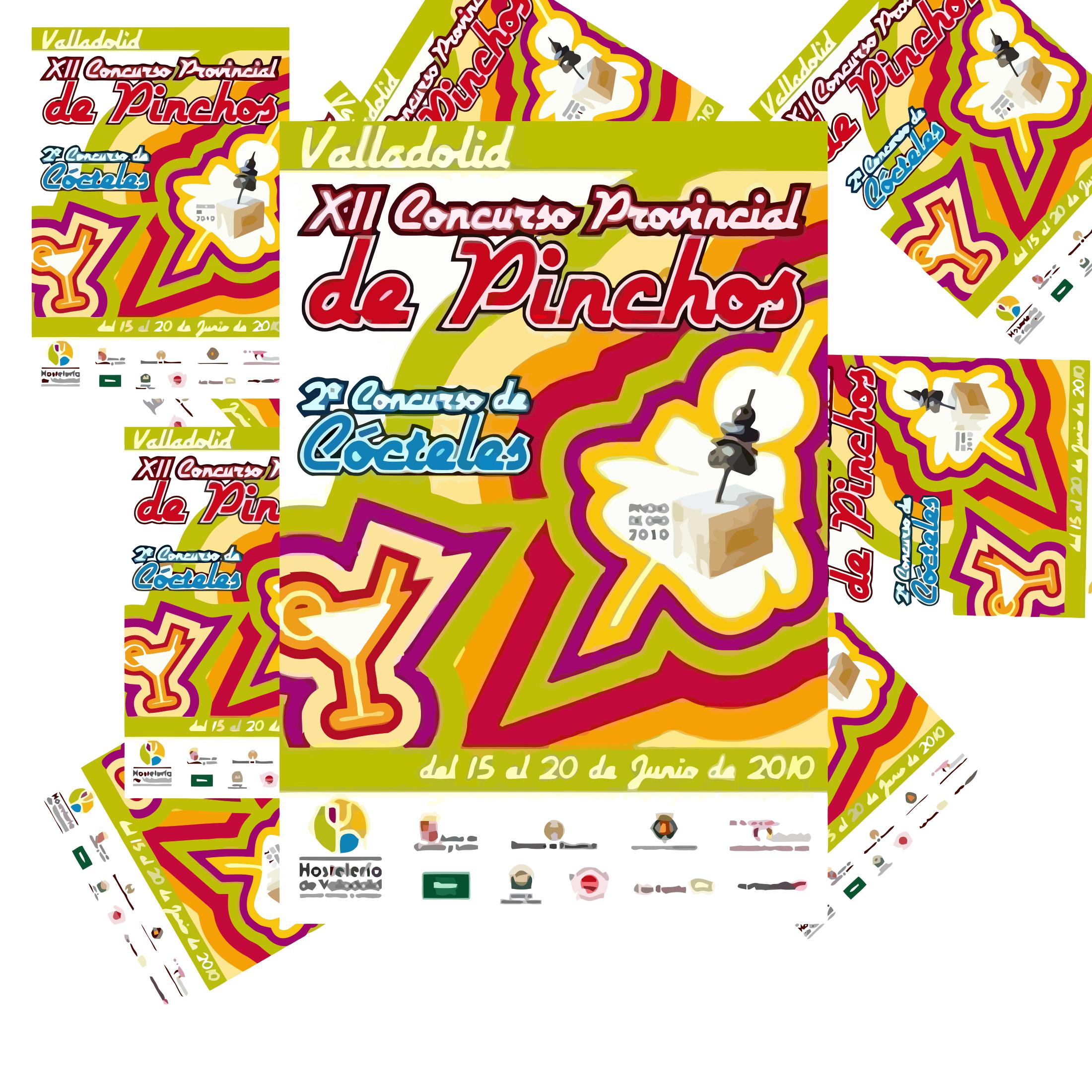 XII Concurso Provincial de Pinchos de Valladolid