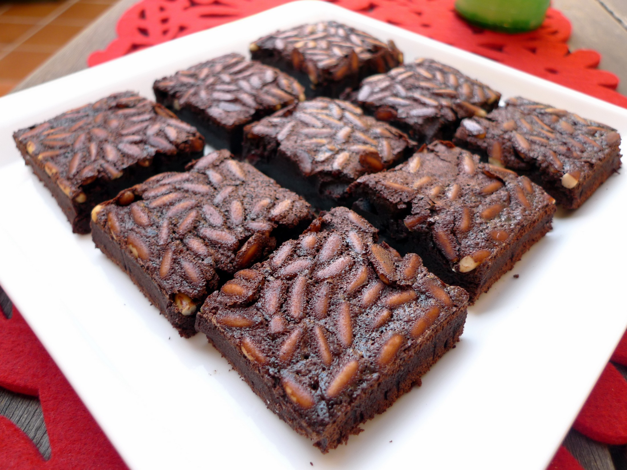 Brownie de Chocolate Dr.Oetker