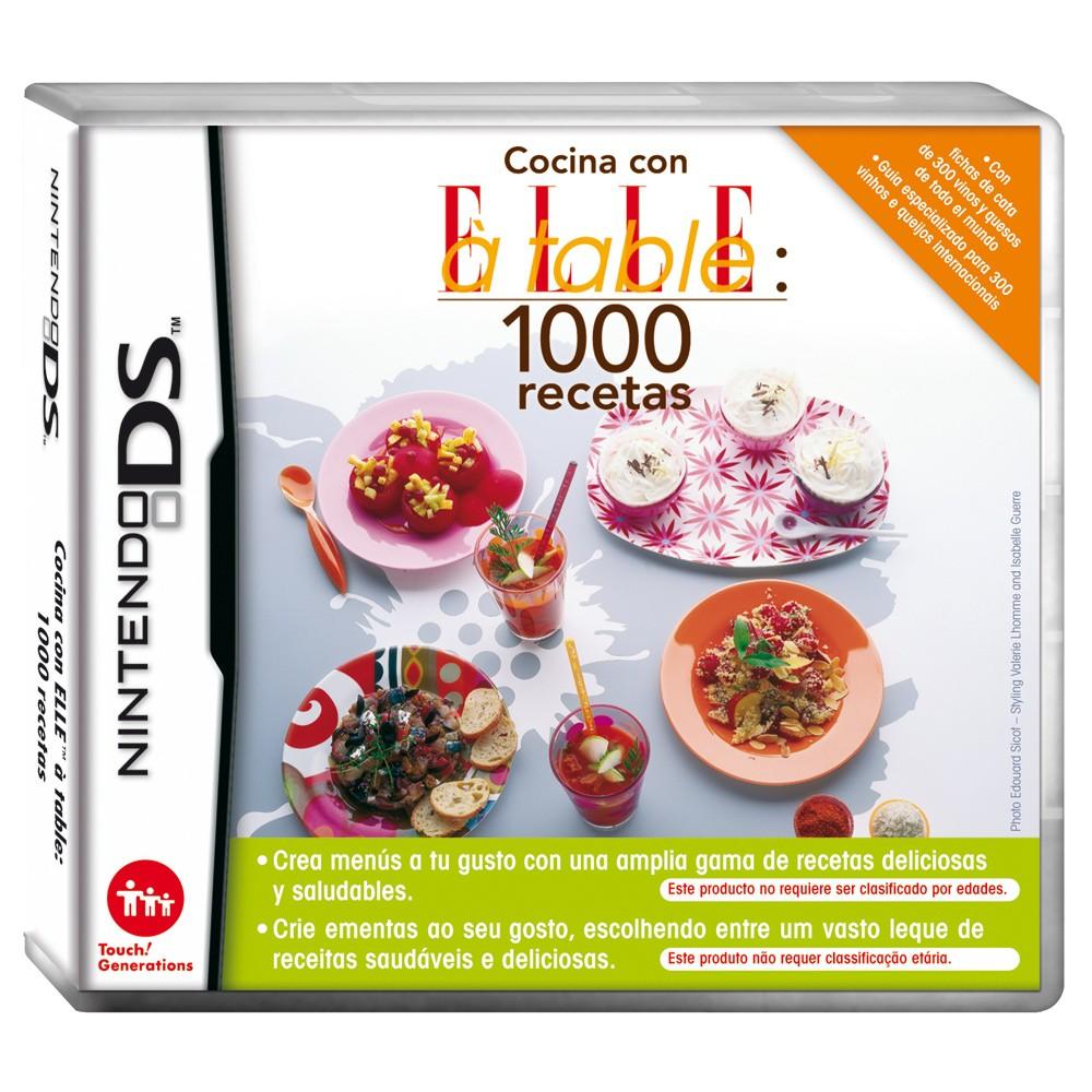 Cocina con ELLE à table 1000 recetas