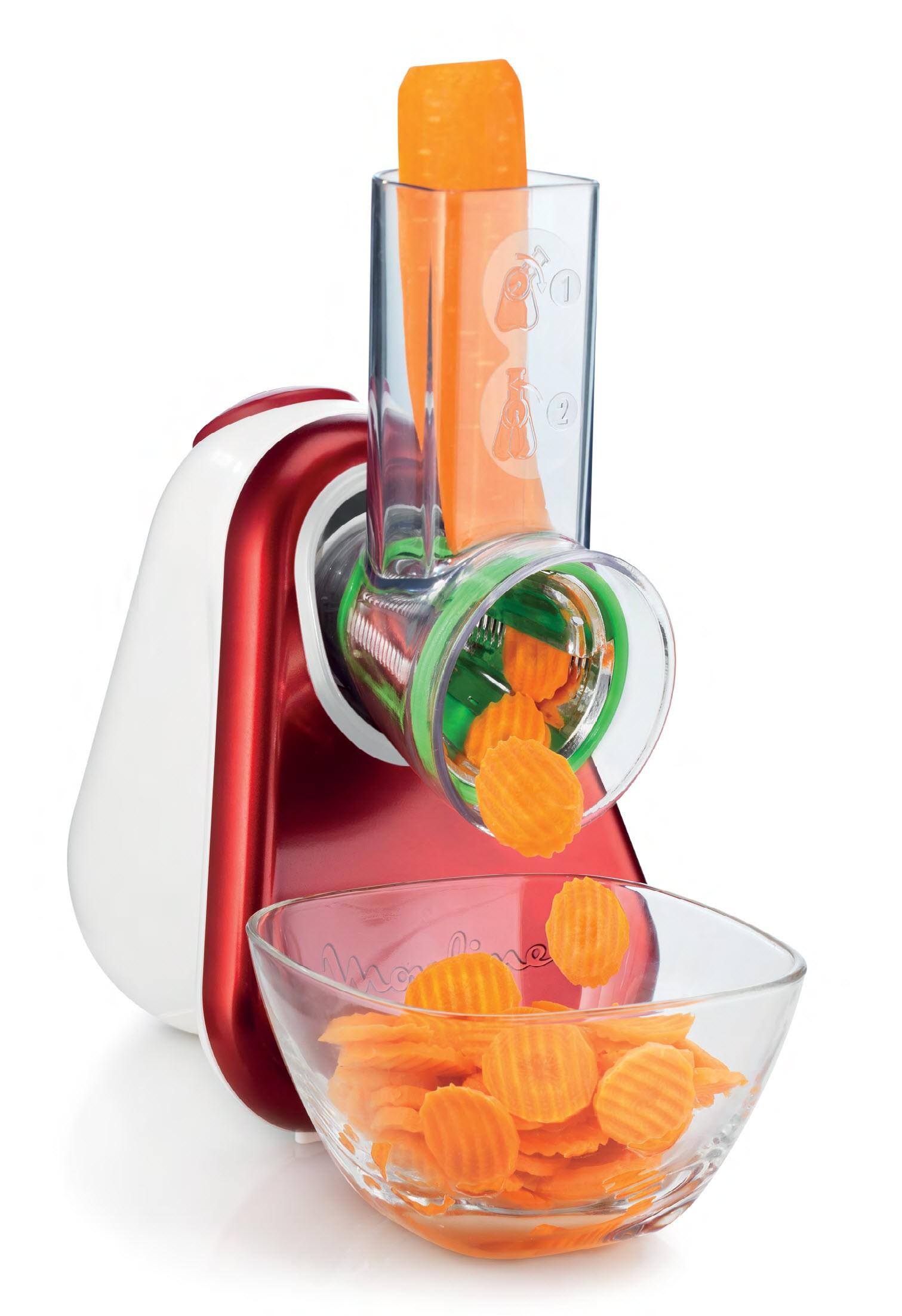 Rallador moulinex fresh express blog de cocina - Robot de cocina moulinex carrefour puntos ...