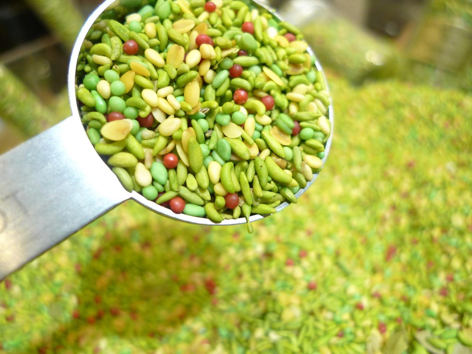Pan Masala, una mezcla de semillas y especias