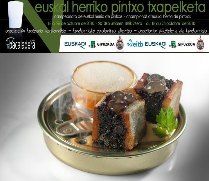V Campeonato de Euskal Herria de Pintxos
