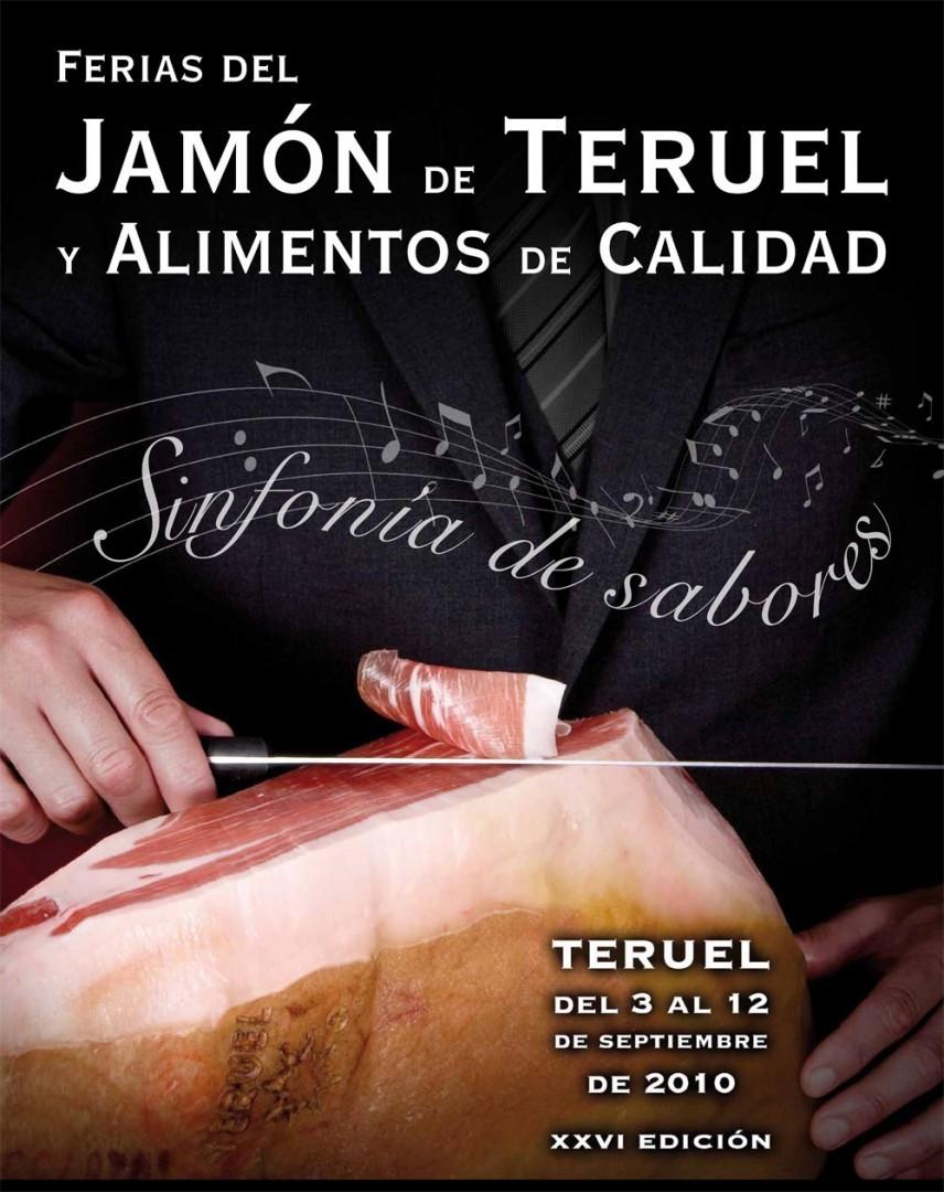 Ferias del Jamón de Teruel 2010