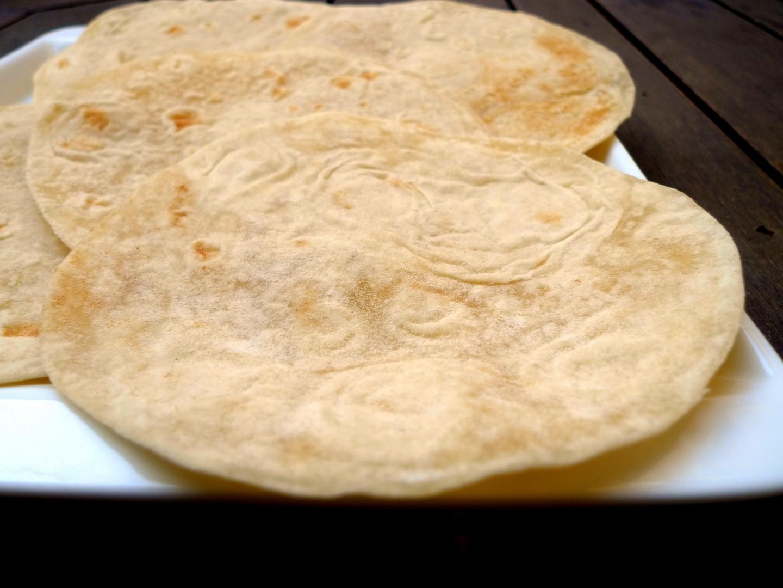 La Piadina, un pan típico de Italia (1)