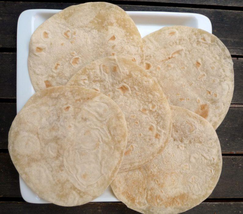La Piadina, un pan típico de Italia (3)