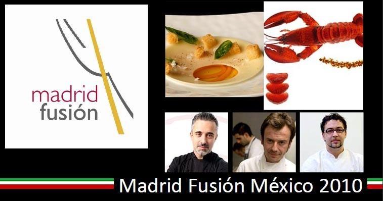 Madrid Fusión México