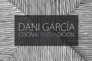 Portada del libro de Dani Garcia Cocinacontradición